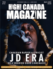 High Canada Magazine - issue 55 may june