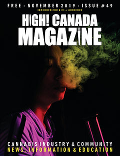 November issue 49 of HighCanadaMagazine