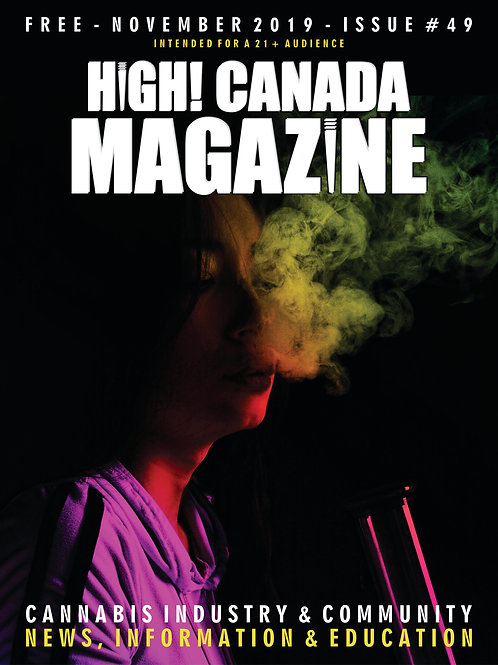 High! Canada Magazine Issue #49