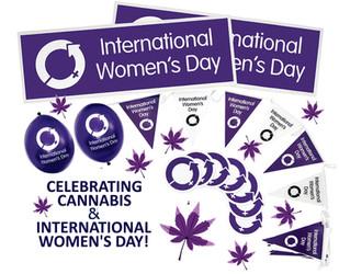 International Women's Day & Cannabis