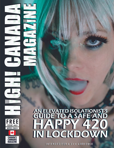 High Canada Issue 63 April 2021 cover.jp