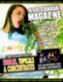 October issue 48 of HighCanadaMagazine w