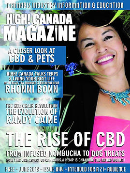 June issue 44 of HighCanadaMagazine cove