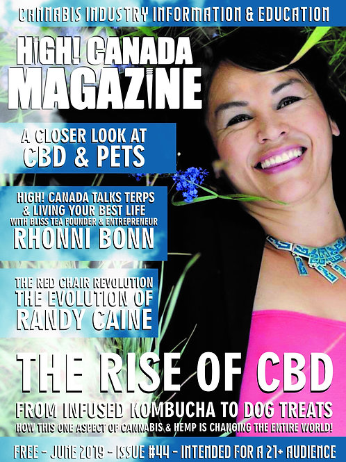 High! Canada Magazine Issue #44
