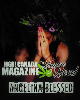 High! Canada Magazine International Woman's Day Spotlight on Women in Weed