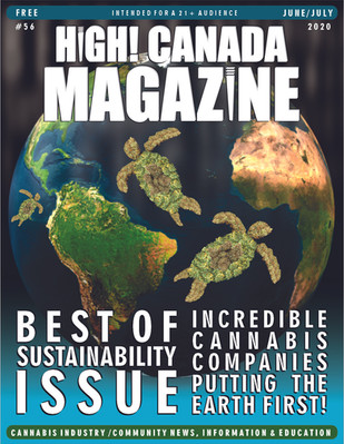 Future Cannabis Industry Leaders Have to Focus on Sustainability & Social Impact in Order to Succeed