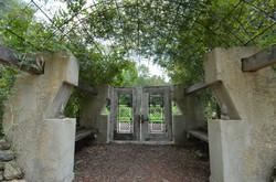 Garden Entranceway