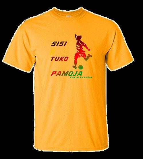 SISI TUKO PAMOJA - Kenya T