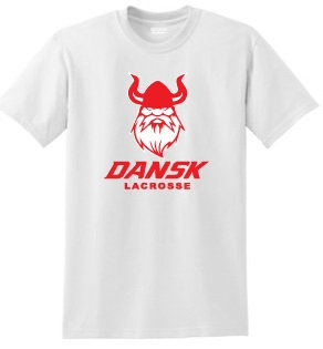 DANISH NATIONAL TEAM Ts all RED GORM