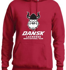 DANISH MEN'S NATIONAL TEAM HOODIES