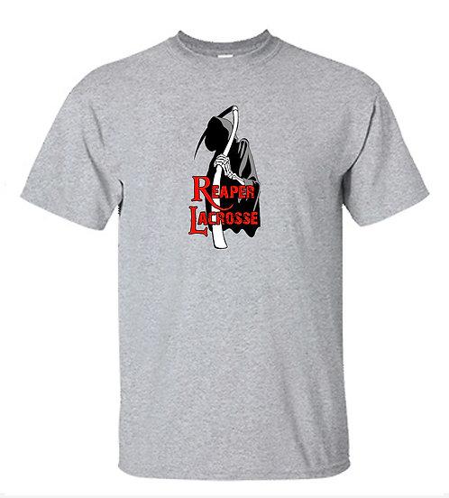 Reaper Lacrosse Logo T