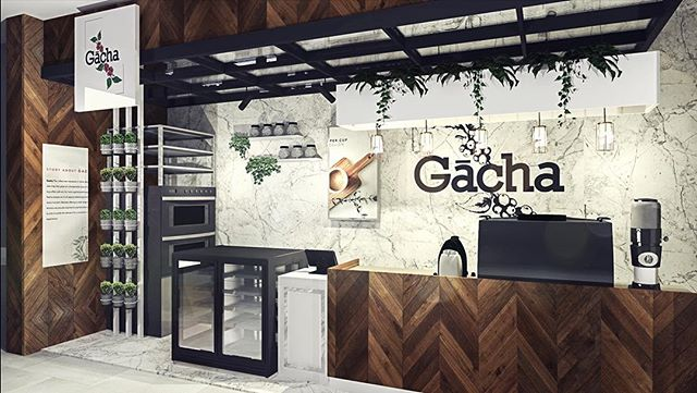 • G A C H A •  #architecture Design By _