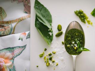 Recipe: Spring Parsley Pesto