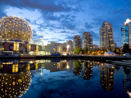 Vancouver ranks among world's 'best cities'to live!