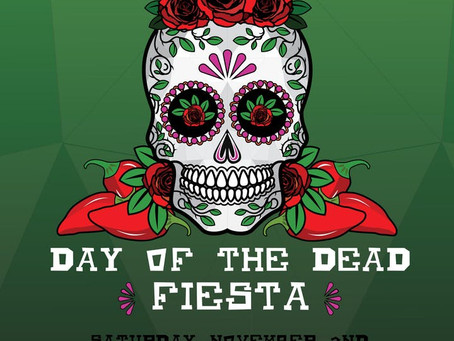 Deep Cove Brewery - DAY OF THE DEAD FIESTA