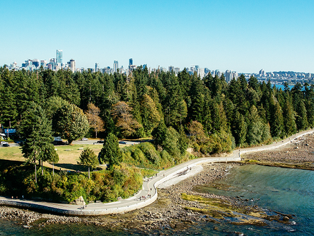Free Activities in Vancouver: Stanley Park!