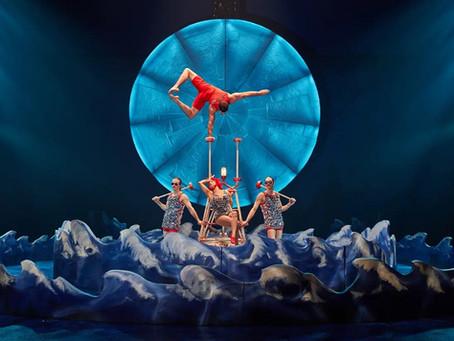 Luzia in Vancouver! Cirque du Soleil.