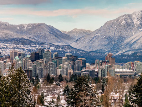 Vancouver is beautiful in winter as well. Things to do this weekend December 20th - 22th.