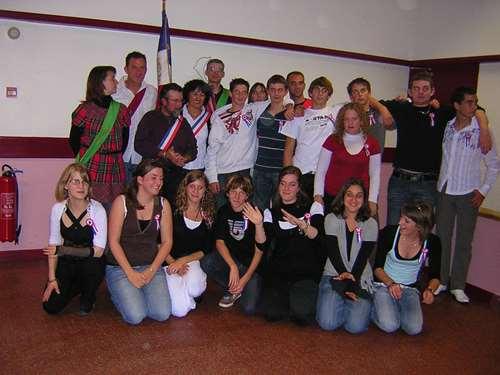5 2009 REVEIL ACCUEIL CLASSARDS