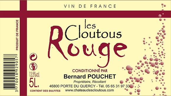 "Bib""Les Cloutous"" VDF"
