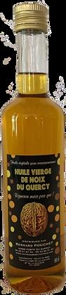Huile vierge de noix du Quercy 50 cl