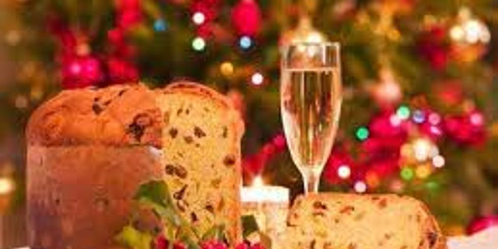 Bubbly Christmas Breakfast