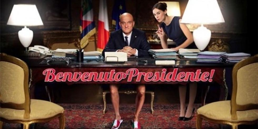 FREE MOVIE NIGHT SERIES: Benvenuto Presidente!