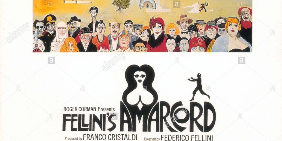 FREE MOVIE NIGHT SERIES: Amarcord