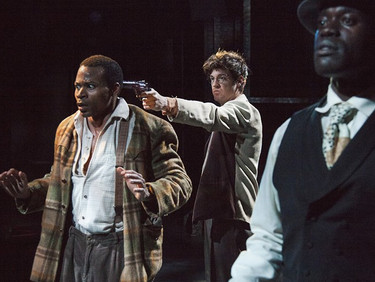 """Native Son"" has opened"