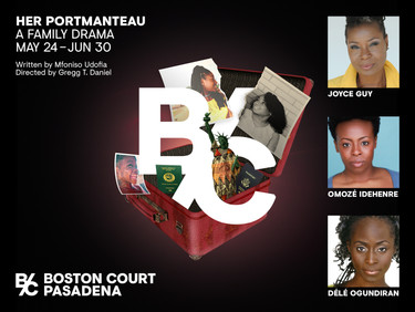 """Her Portmanteau"" at Boston Court + a reading!"