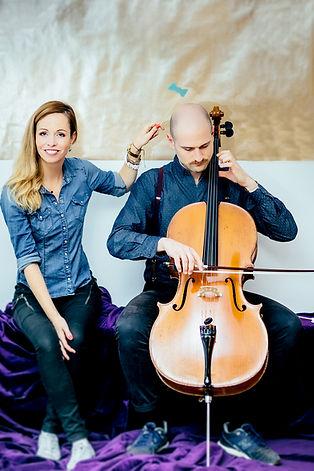 Christin Henkel und die Band ohne Haare Copyright@Katerina Kepka.jpg