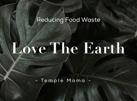 Small Waste Footprint at Temple Mama