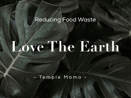 Small Waste Footprint at Temple Mama