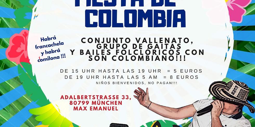 Concierto Vallenato y de Gaitas Colombianas