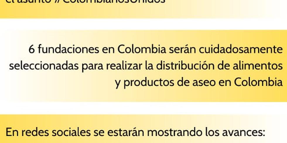 DONATON - #ColombianosUnidos