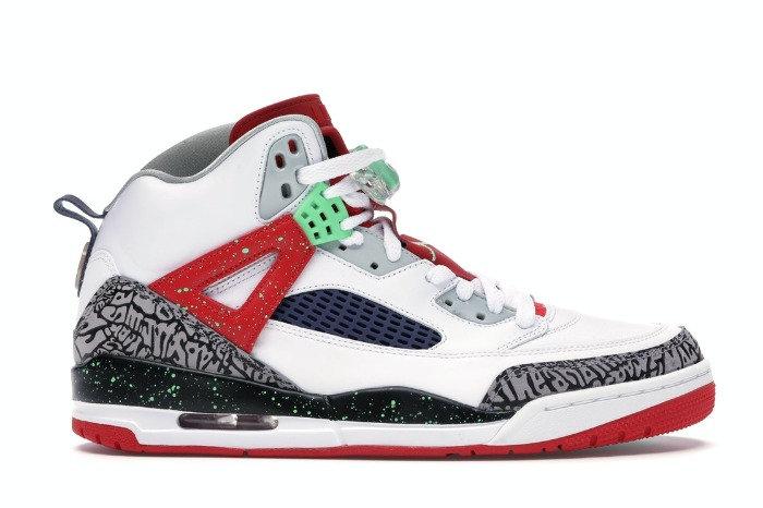 Air Jordan Spizike Poison Green