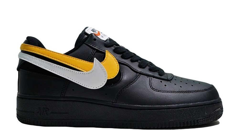 Nike Air Force 1 Low Swoosh Pack Black