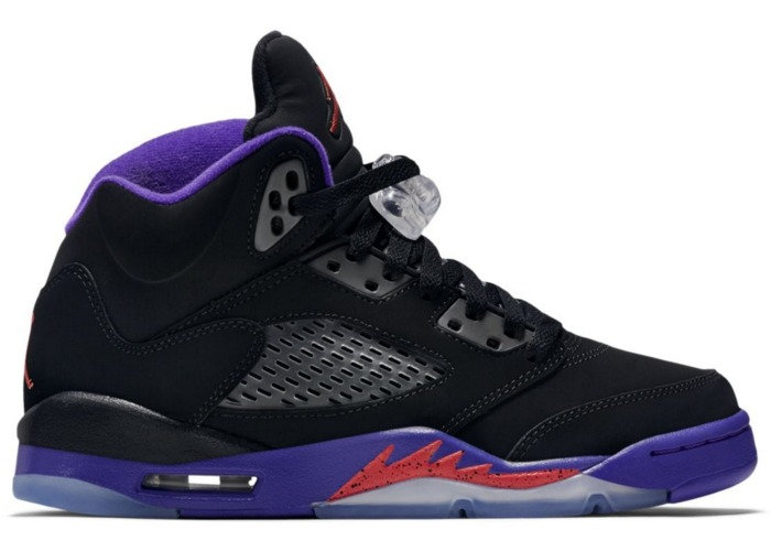 Air Jordan 5 Fierce Purple