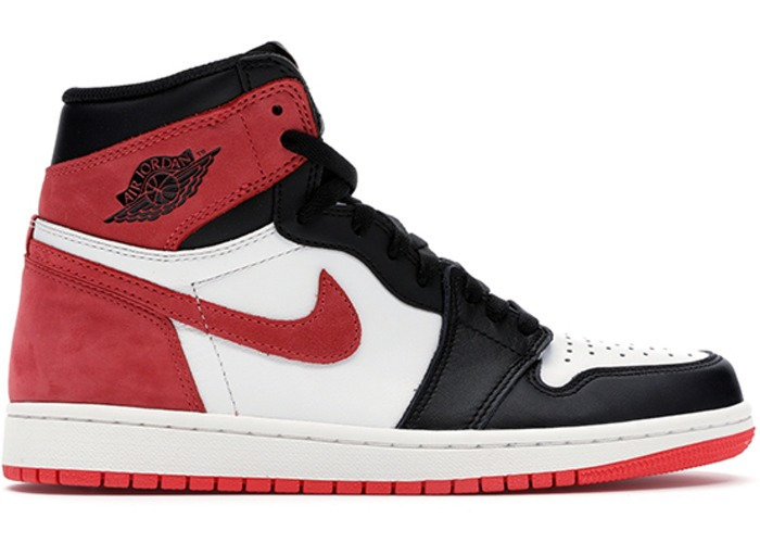 Air Jordan 1 High Track Red