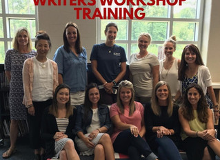 Lucy Calkins' Writers Workshop Training: Benefits for our Students!
