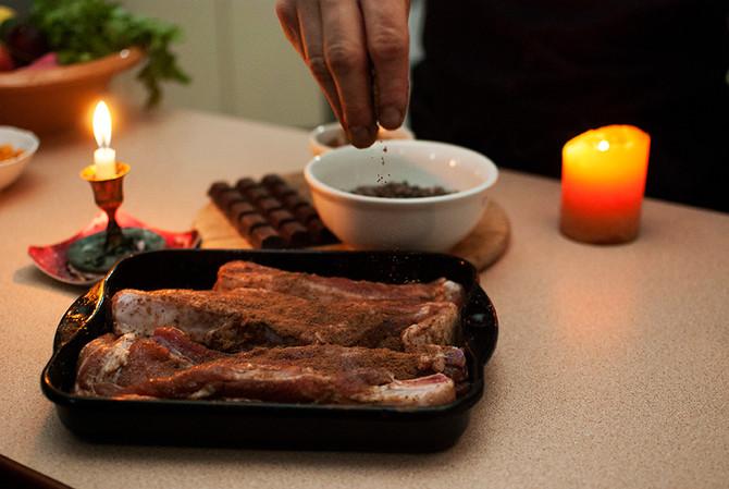 De sabores y culturas. La cocina del chef Nelson.