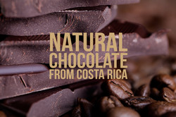 natural chocolate from costa Rica