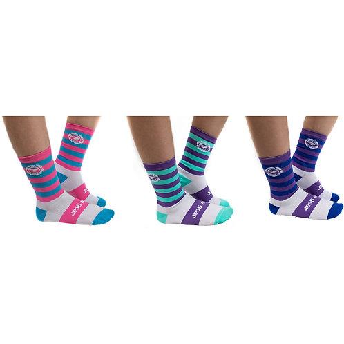 raw gear cycling socks