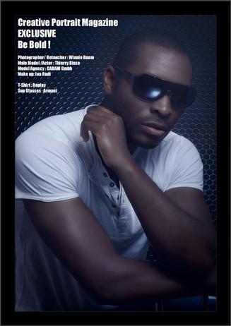 Creative Portrait Magazine Issue 14 Be B