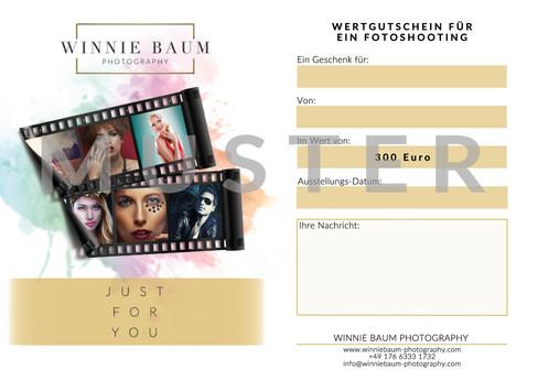 Wertgutschein Winnie Baum Photography-MU