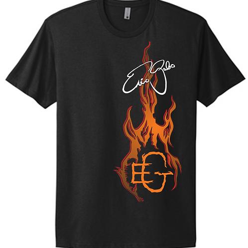 Eric Gales Flame Guitar