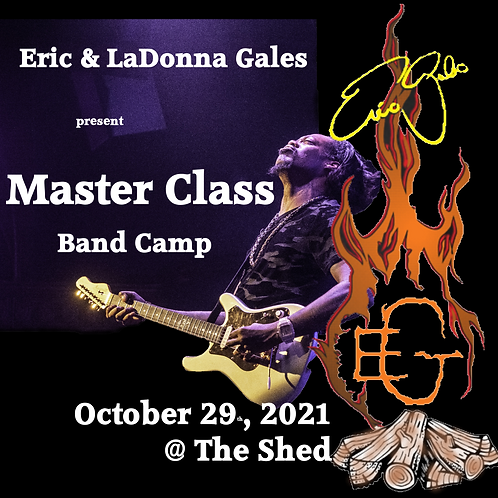 Ticket: Master Class Band Camp