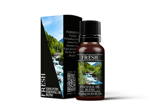 Fresh - Essential Oil Blends | Mystix London