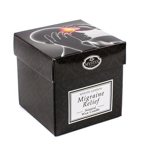 Migraine Relief Candle | Mystix Candles