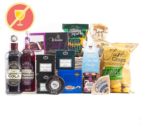 Just Because It's Father's Day Hamper Premium - NON ALCOHOLIC